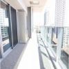 在港區內租賃4LDK 公寓大廈 的房產 陽台
