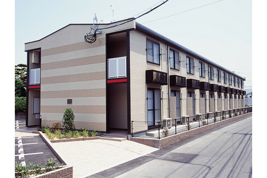 1K Apartment to Rent in Fukuoka-shi Sawara-ku Exterior