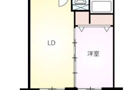 1LDK {building type} in Takeshita - Fukuoka-shi Hakata-ku
