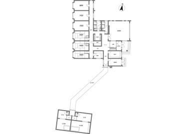 在吾妻郡草津町购买5SLDK 酒店/旅馆的 楼层布局