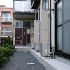 1K アパート 京都市北区 内装