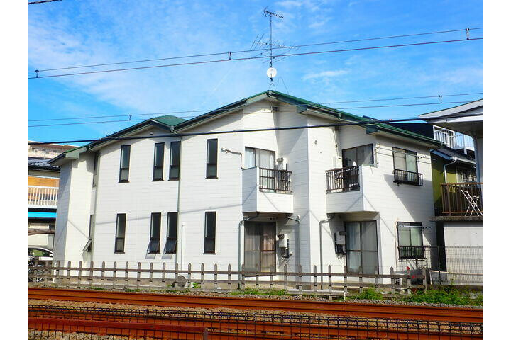 在國分寺市內租賃1LDK 公寓 的房產 戶外