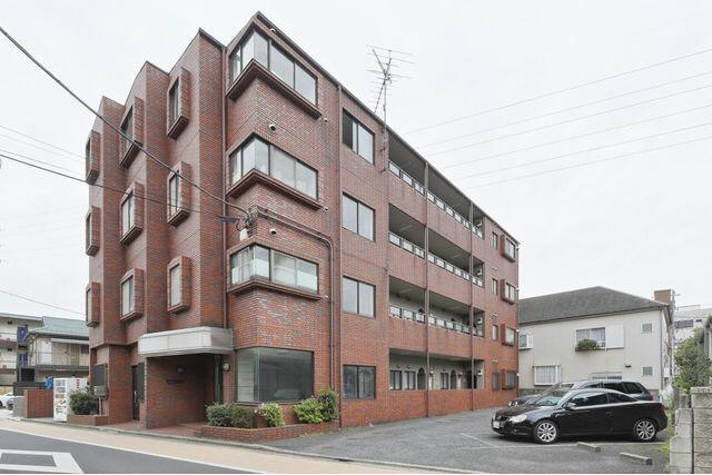 2K Apartment to Rent in Katsushika-ku Exterior