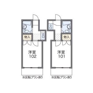 1K Apartment in Suneoricho - Tsurugashima-shi Floorplan