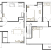 4DK House to Rent in Shibuya-ku Interior