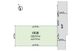 Land only {building type} in Kichijoji minamicho - Musashino-shi