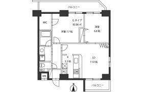 2LDK Mansion in Kandaogawamachi - Chiyoda-ku