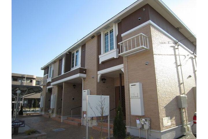 1LDK Apartment to Rent in Akishima-shi Exterior