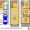 2SDK House to Buy in Yao-shi Floorplan