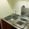 1K Apartment to Rent in Koshigaya-shi Kitchen