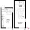 1DK 맨션 to Rent in Setagaya-ku Interior