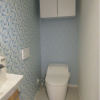 2LDK Apartment to Buy in Meguro-ku Toilet
