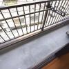 1K Apartment to Rent in Osaka-shi Fukushima-ku Balcony / Veranda