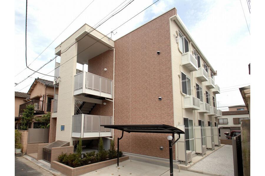 1K 아파트 to Rent in Adachi-ku Exterior
