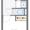 1K Apartment to Rent in Nagareyama-shi Floorplan