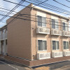 在江户川区内租赁1K 公寓 的 户外