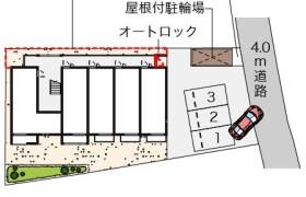 1LDK Apartment in Kitashin - Yokohama-shi Seya-ku
