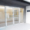 1K Apartment to Rent in Shibuya-ku Building Entrance