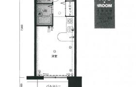 1R {building type} in Haruyoshi - Fukuoka-shi Chuo-ku