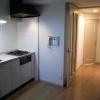 在港区内租赁1DK 公寓大厦 的 厨房