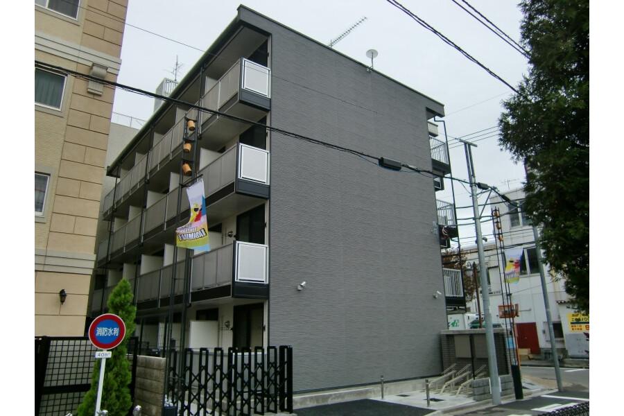 1K 아파트 to Rent in Kunitachi-shi Exterior