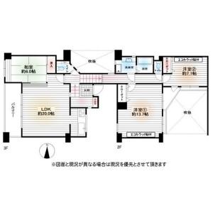 3LDK {building type} in Jomyoji - Kamakura-shi Floorplan