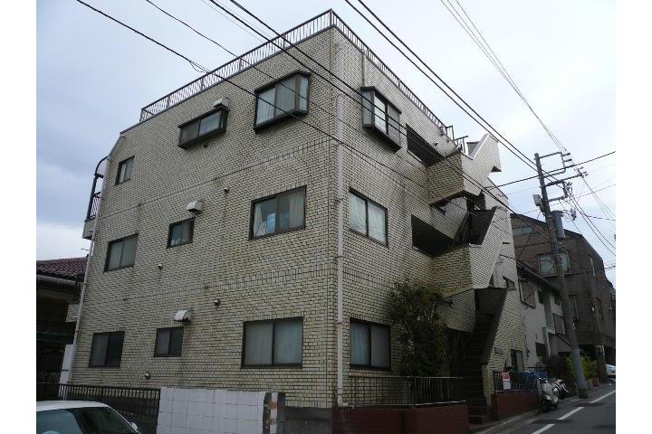 在大田区内租赁2K 公寓大厦 的 户外