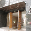 1R Apartment to Rent in Kita-ku Building Entrance