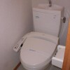 1K Apartment to Rent in Soka-shi Toilet