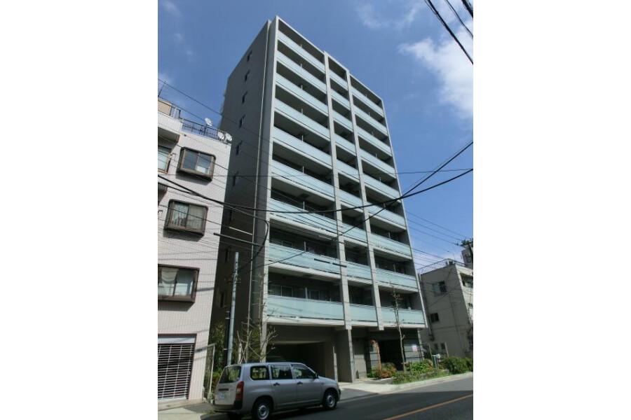 在江东区内租赁1K 公寓大厦 的 内部