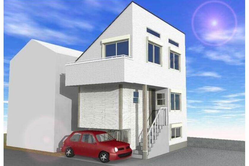 3LDK House to Buy in Meguro-ku Interior
