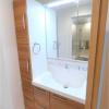2LDK Apartment to Buy in Toshima-ku Washroom