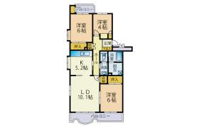 3LDK Mansion in Otsucho - Yokosuka-shi