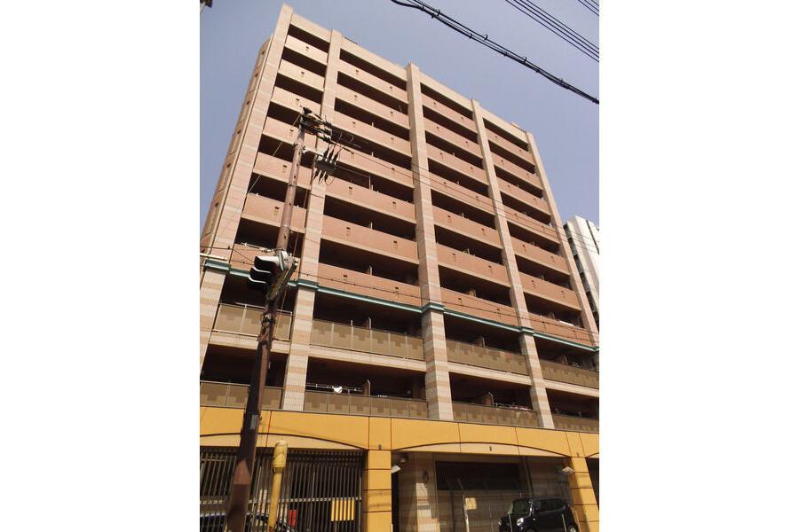 1LDK Apartment to Rent in Osaka-shi Chuo-ku Exterior