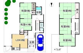 京都市西京区嵐山薬師下町-5LDK{building type}