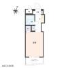 1R Apartment to Buy in Katsushika-ku Floorplan