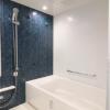 在港區內租賃4LDK 公寓大廈 的房產 浴室