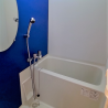 1DK Serviced Apartment to Rent in Yokosuka-shi Bathroom