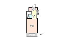 1R {building type} in Nishiaoki - Kawaguchi-shi