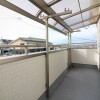 4LDK House to Buy in Katano-shi Balcony / Veranda