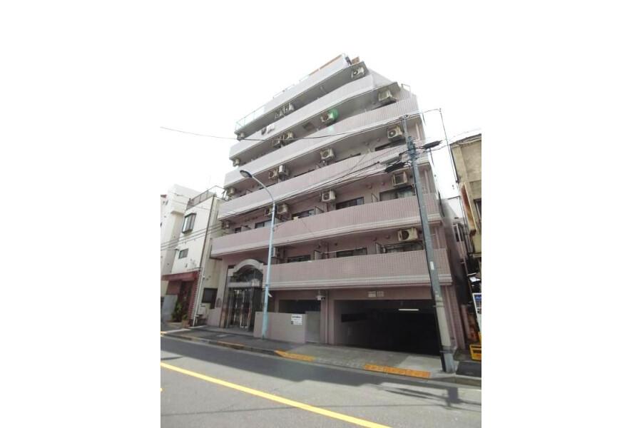 1R Apartment to Rent in Bunkyo-ku Exterior