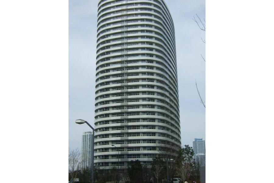 在橫濱市西區內租賃3LDK 公寓大廈 的房產 戶外