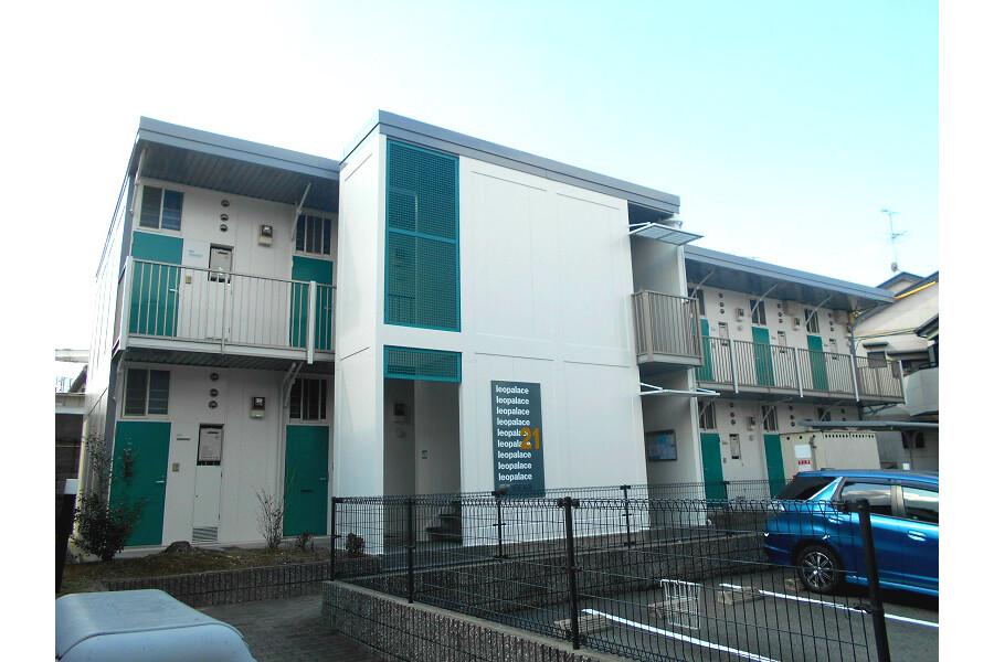 在堺市堺區內租賃1K 公寓 的房產 戶外