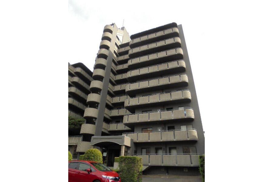 2DK Apartment to Rent in Shinagawa-ku Exterior
