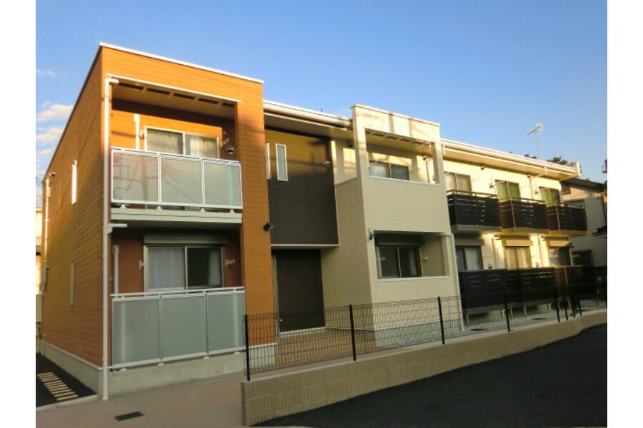 1LDK Apartment to Rent in Tachikawa-shi Exterior