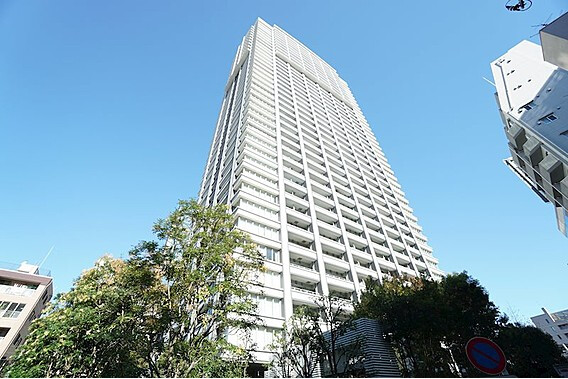 在港區購買2LDK 公寓大廈的房產 內部