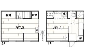 3K {building type} in Chuo - Nakano-ku