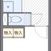 1K Apartment to Rent in Noda-shi Floorplan
