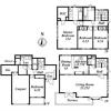 4LDK House to Rent in Setagaya-ku Floorplan