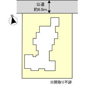 Whole Building {building type} in Owadamachi - Hachioji-shi Floorplan